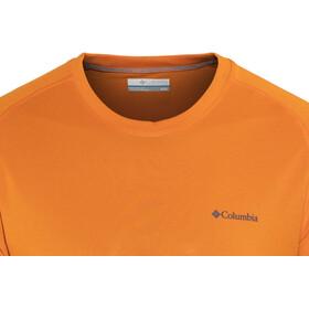 Columbia Mountain Tech III t-shirt Heren oranje